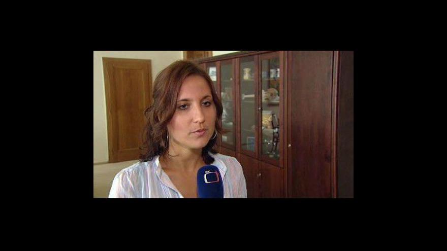 Video Reportáž Lukáše Pfausera a Terezy Kručinské