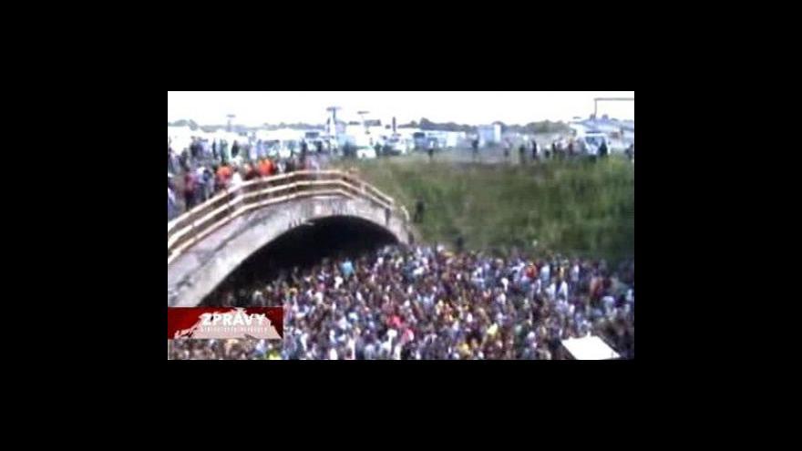 Video Tragédie na Loveparade