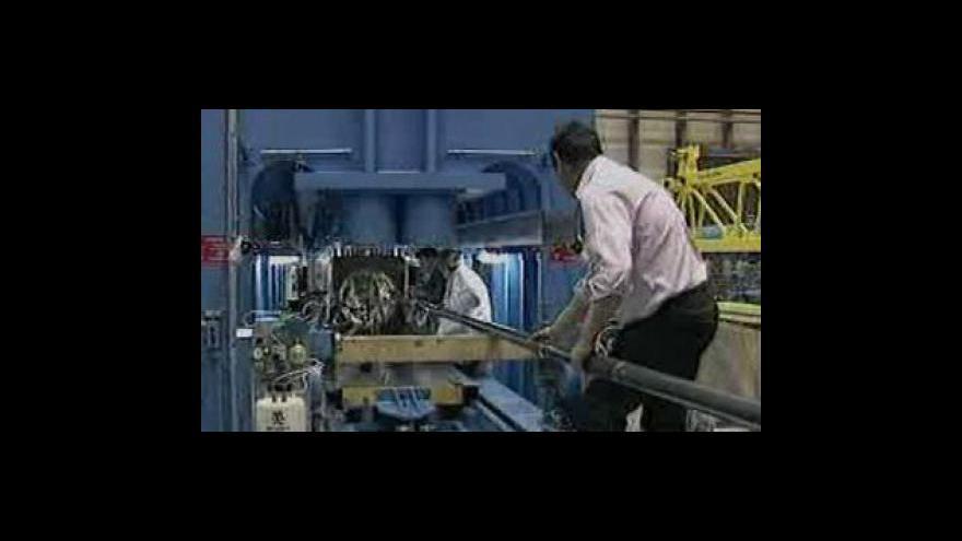Video CERN zveřejní výsledky pokusů v urychlovači
