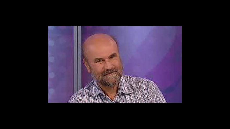 Video Rozhovor s Jiřím Chýlou z Akademie věd