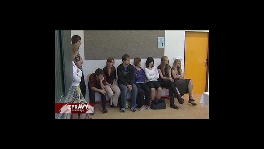 Video Ke státním maturitám se budou vyjadřovat ředitelé škol