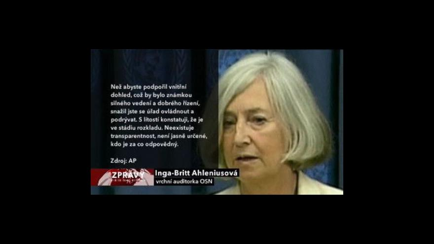 Video OSN hýbají vnitřní spory