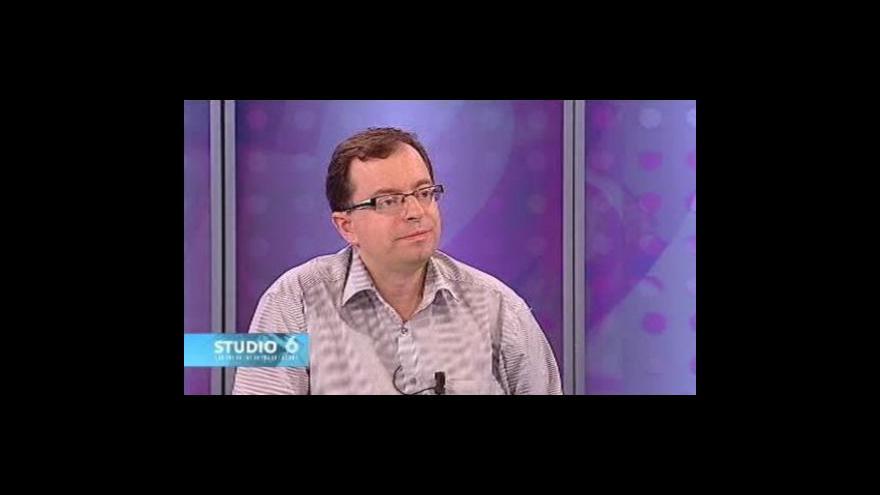 Video Rozhovor s Jaroslavem Šebkem