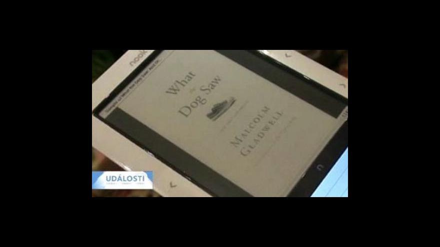 Video Elektronické knihy vítězí
