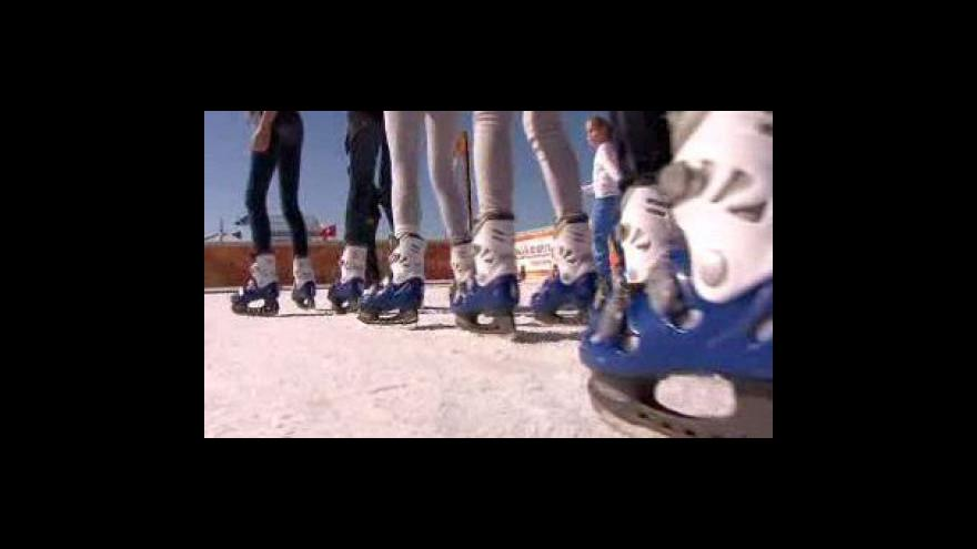 Video Bruslení na Bondi Beach