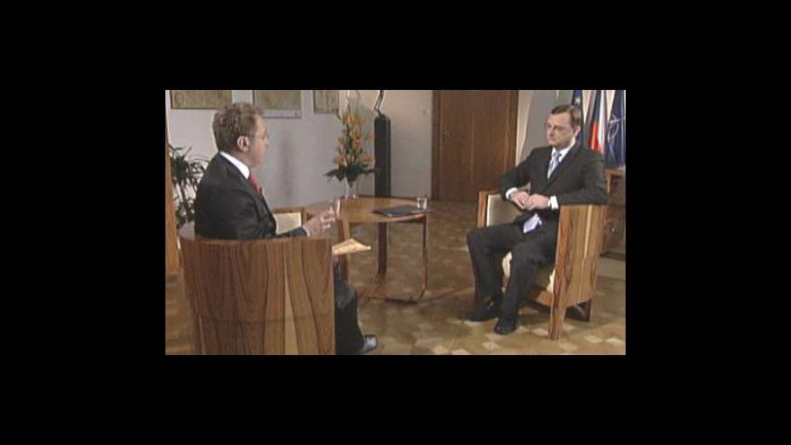 Video Reportáž Olgy Málkové a Jana Osúcha