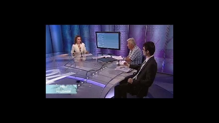 Video Rozhovor s Borisem Tomčiakem a Václavem Špičkou