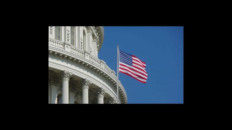 Video Senát USA posvětil regulaci finančních trhů