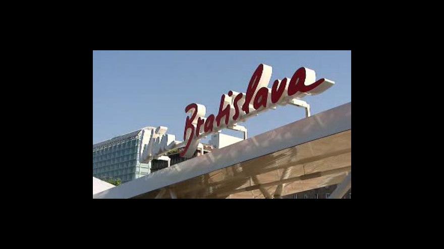 Video Vídeňský lodní terminál