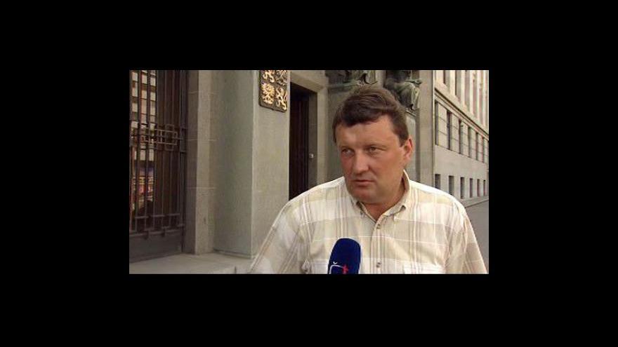 Video Reportáž Michaely Jandekové a Přemysla Šrámka