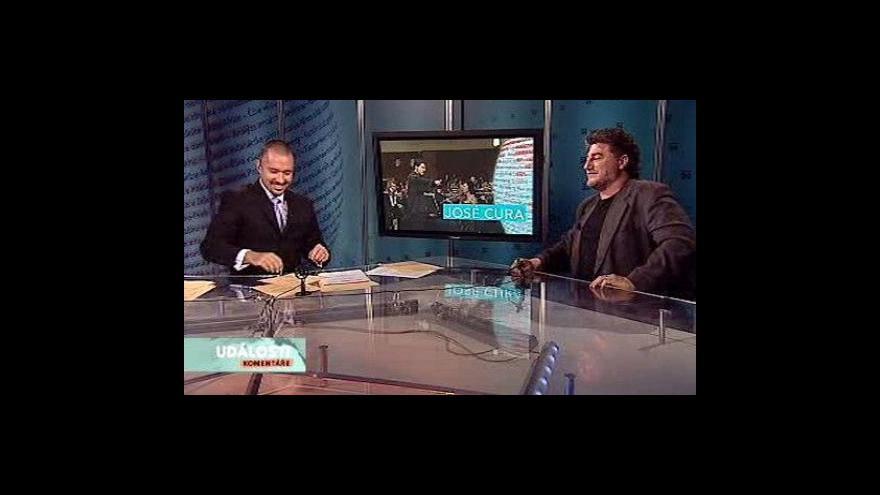 Video Rozhovor s Josém Curou