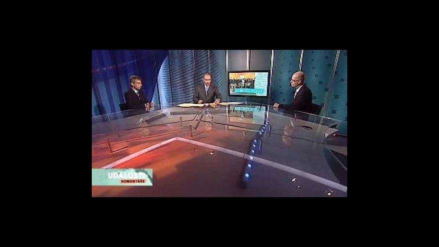 Video Rozhovor s B. Sobotkou a J. Drábkem