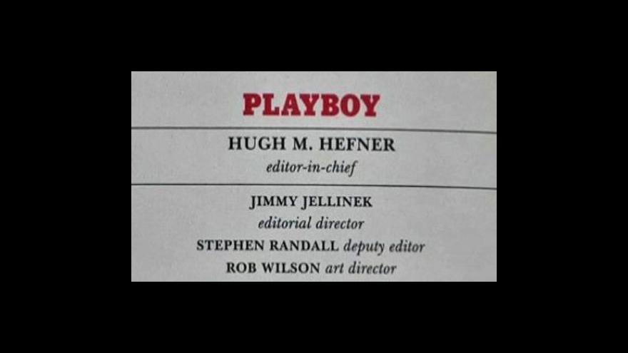 Video Hefner chce zpět celý Playboy