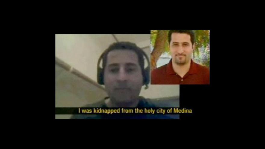 Video Íránský vědec je prý v USA dobrovolně