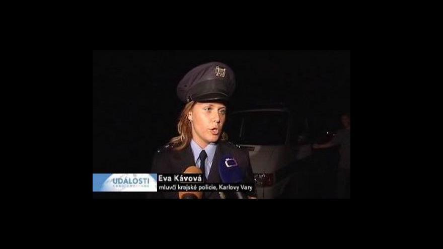 Video Smrt řidiče v Počernech