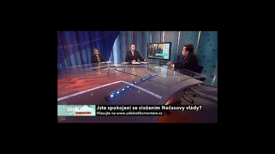 Video Rozhovor s L. Zaorálkem a A. Vondrou