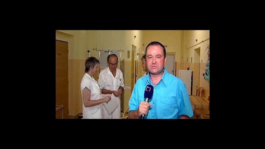 Video Reportáž Vlastimila Weinera a Přemysla Šrámka