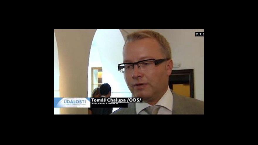 Video Reportáž Víta Krčmáře