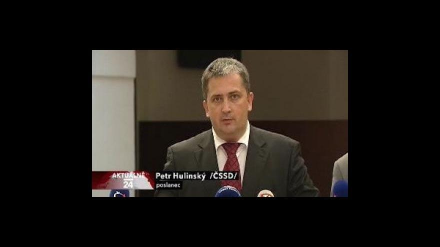 Video Petr Hulinský k volbám v Praze
