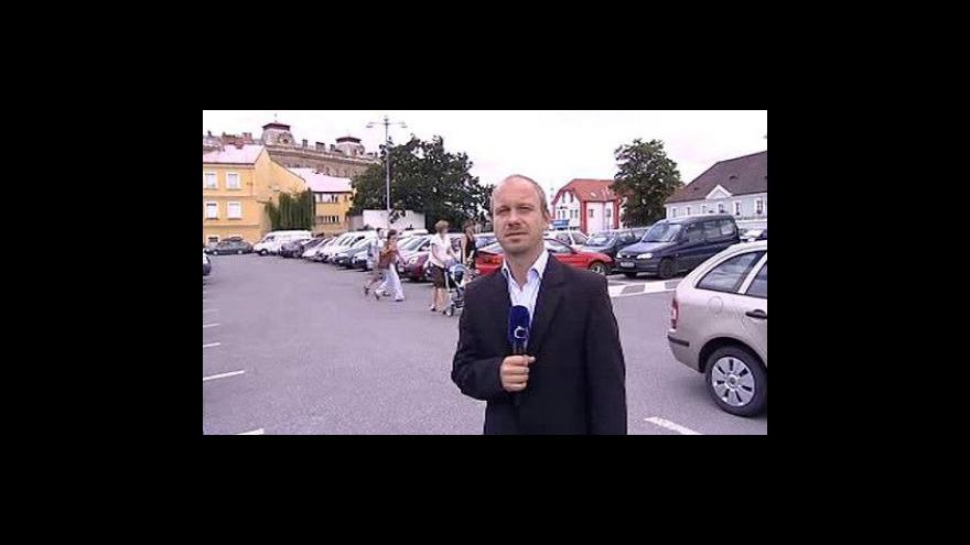 Video Nové parkovací domy