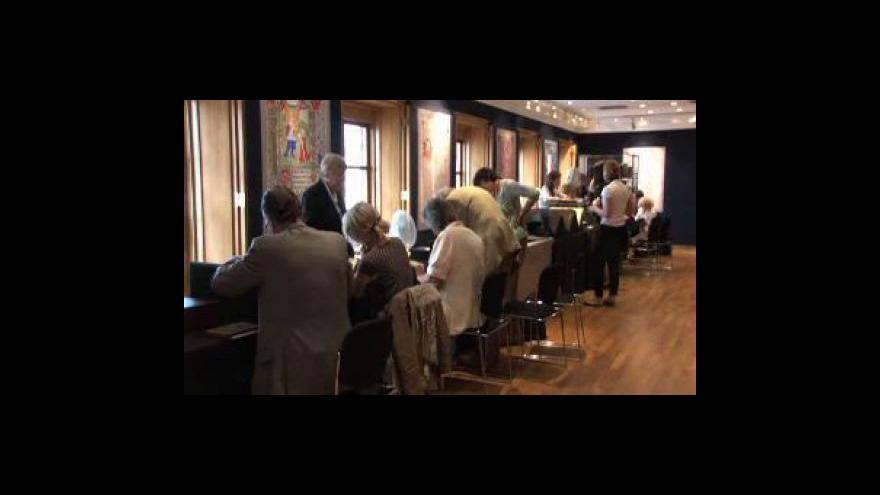 Video Telefonát Ivana Kytky z Londýna