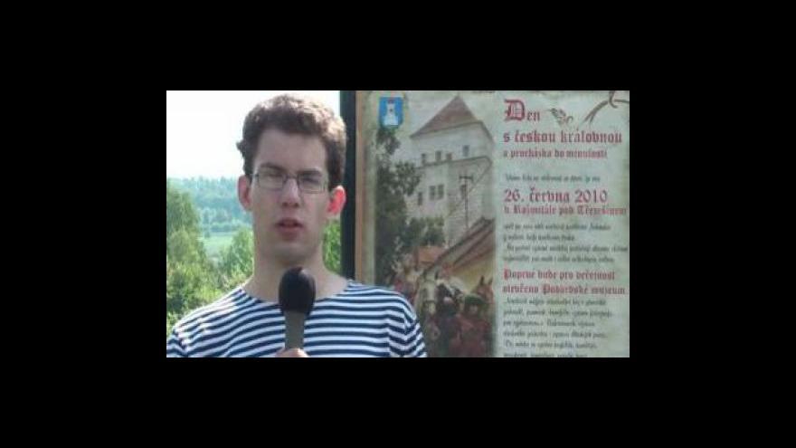 Video Reportáž Tomáše Kozla