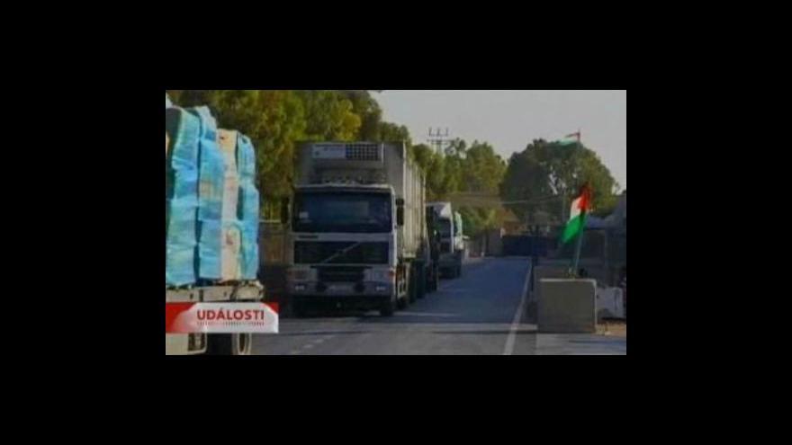 Video Netanjahu se chystá do USA