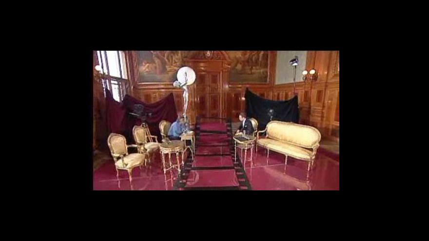 Video Rozhovor s Jiřím Bartoškou