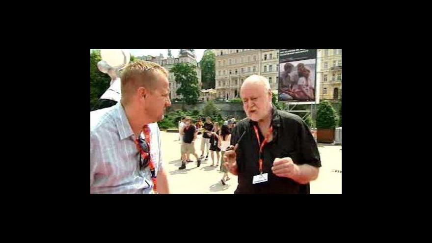 Video Rozhovor s režisérem Karlem Vachkem