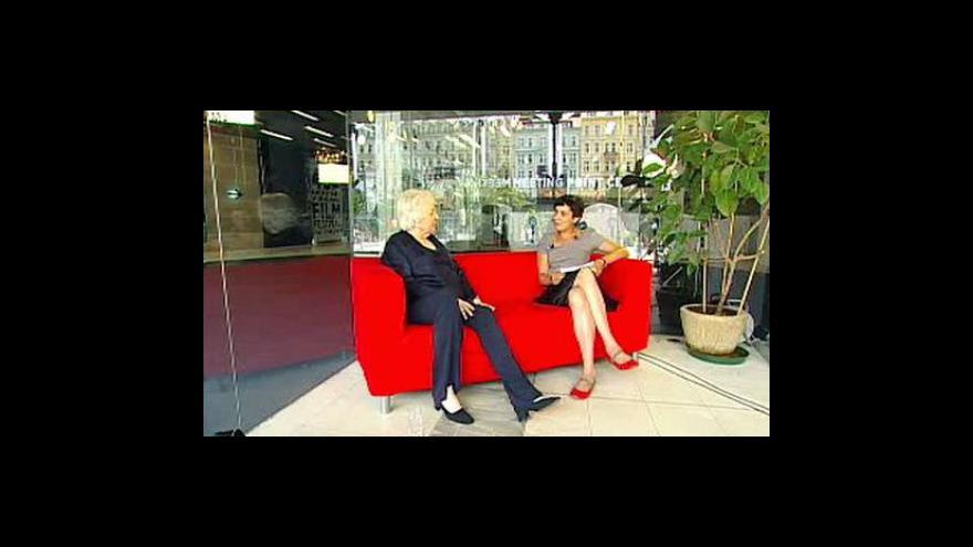 Video Rozhovor se střihačkou Thelmou Schoonmakerovou