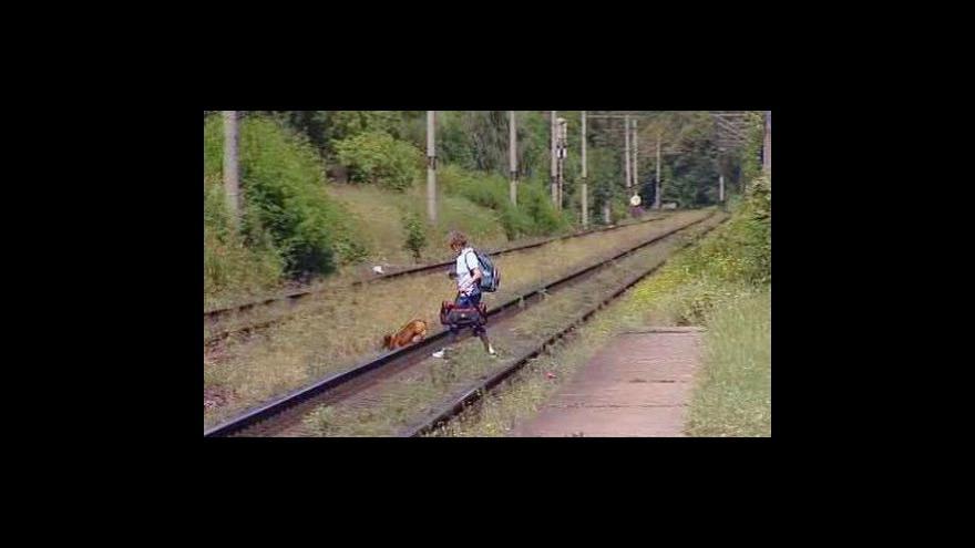 Video Reportáž Ziny Plchové a Zuzany Tvarůžkové