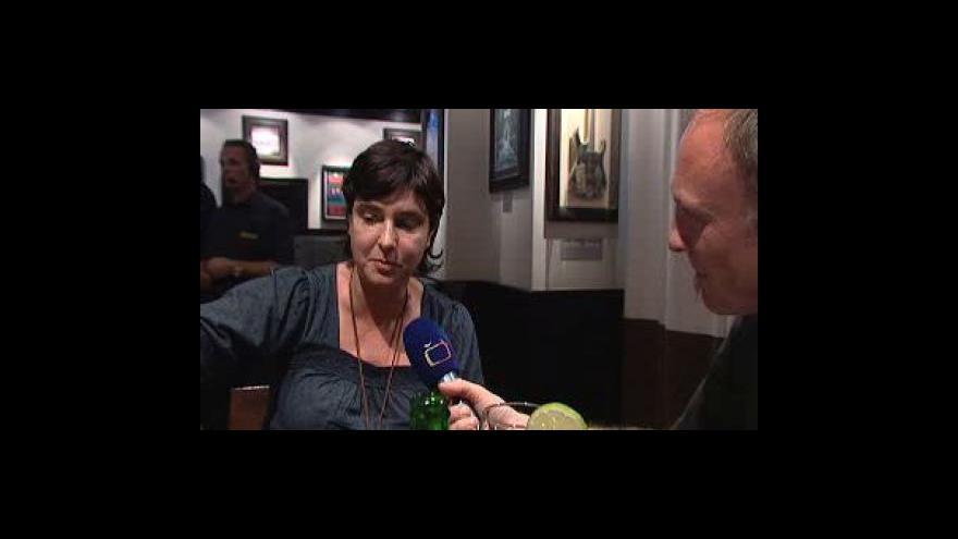 Video Rozhovor se Sinéad O\'Connor a reportáž Petra Viziny