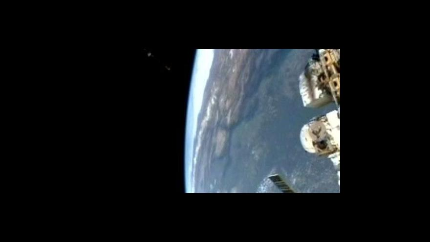 Video Progress nepřistál u ISS