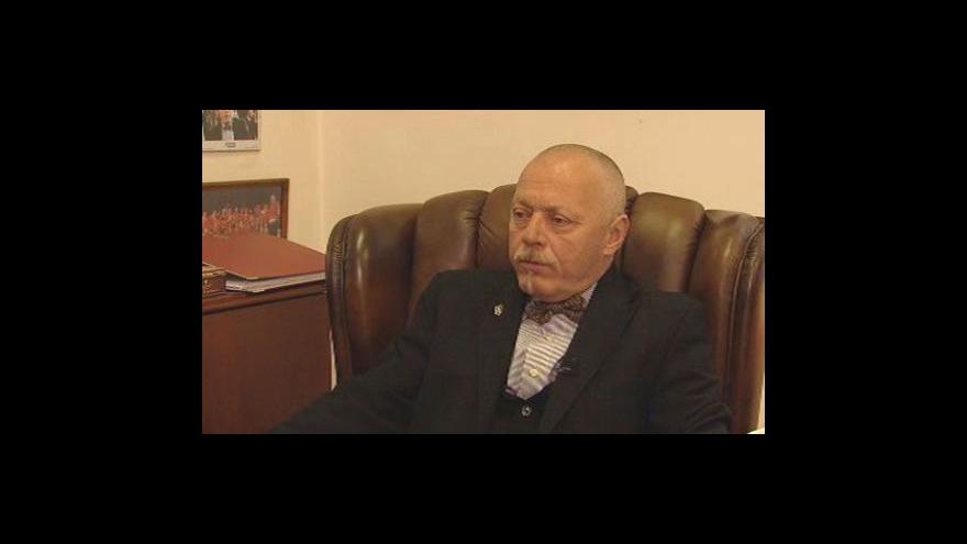 Video Rozhovor s viceprezidentem Vemexu Hugem Kysilkou