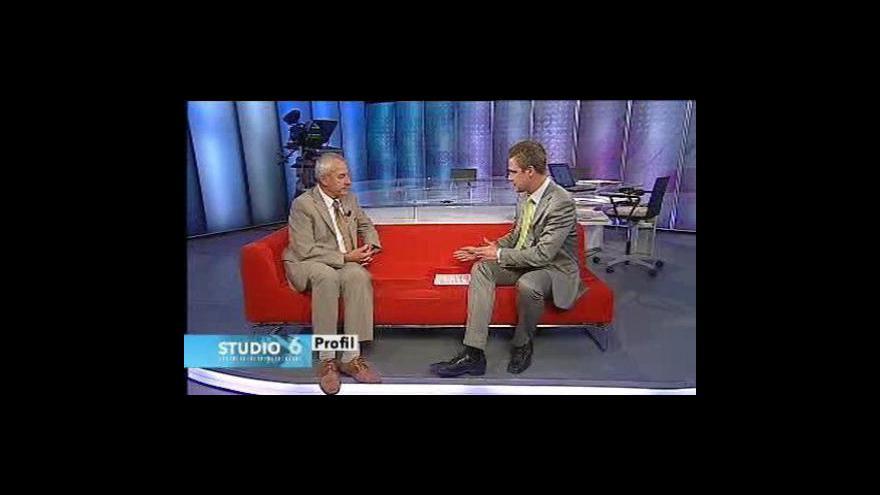 Video Leoš Heger v Profilu Studia 6