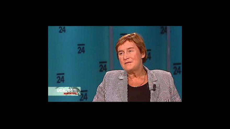 Video Rozhovor s Evou Králíkovou a Václavem Stárkem