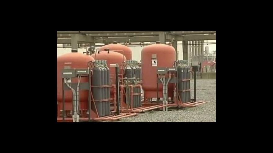 Video Komentáře k plynovému zásobníku v Rožné