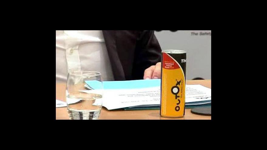 Video Francouzi představili lék na kocovinu
