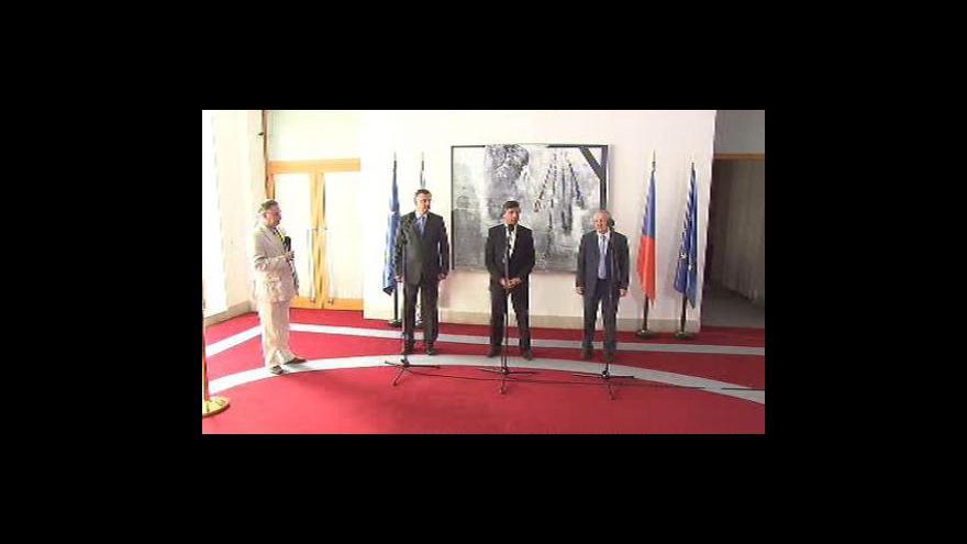 Video Brífink k přípravě státního rozpočtu na příští rok 2011
