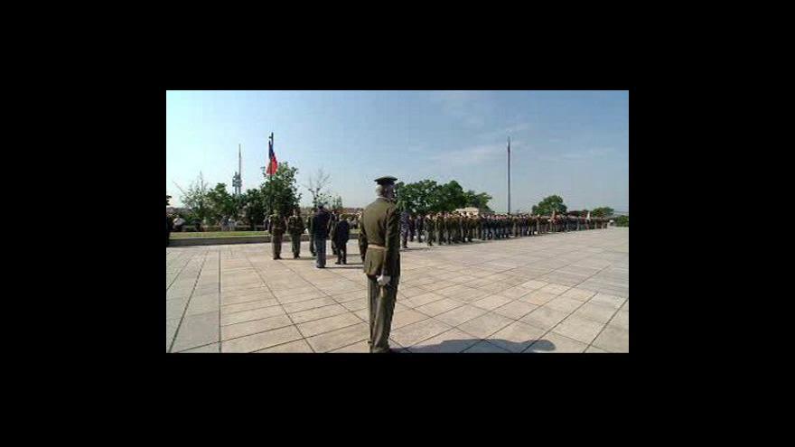 Video 30. červen - Den ozbrojených sil