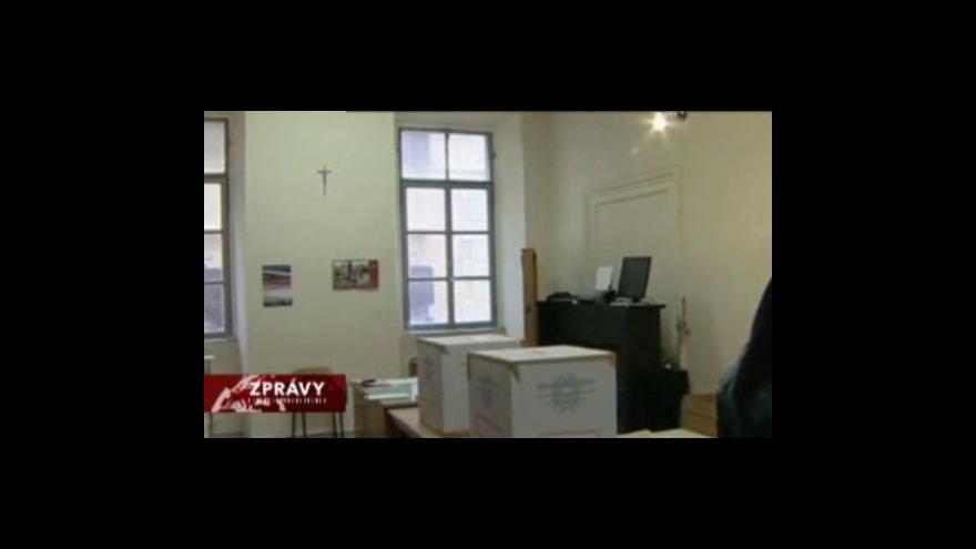 Video Itálie bojuje ve Štrasburku za kříže ve třídách