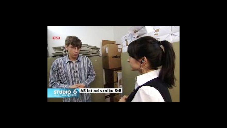 Video Rozhovor s Petrem Blažkem