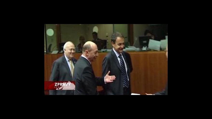 Video Belgie přebere předsednictví po Španělsku