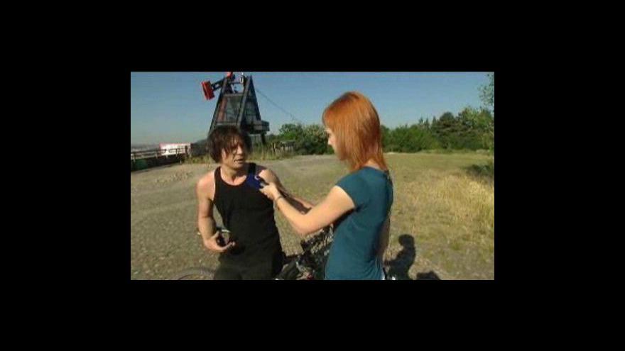 Video Rozhovor s Davidem Černým, Helenou Babickou a Danielou Kartákovou