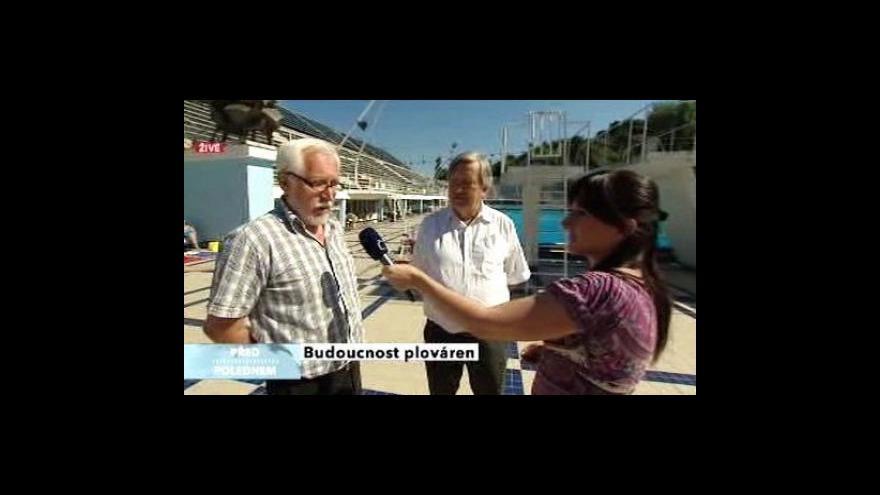 Video Rozhovor s Vladimírem Srbem a Milošem Kopřivou