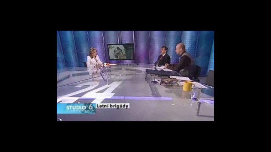 Video Komentář Reného Kuchára a Petra Skondrojanise