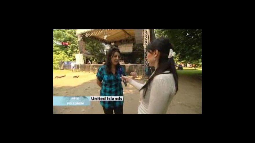 Video Rozhovor s Amparo Sánchezovou a Davidem Gaydečkou