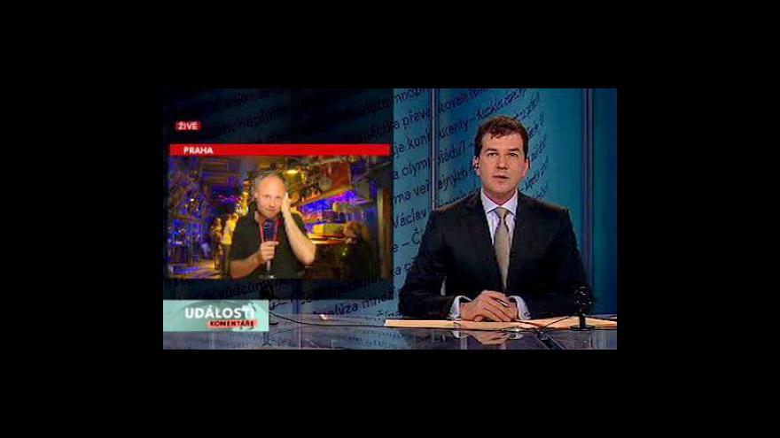 Video Události, komentáře o United Islands