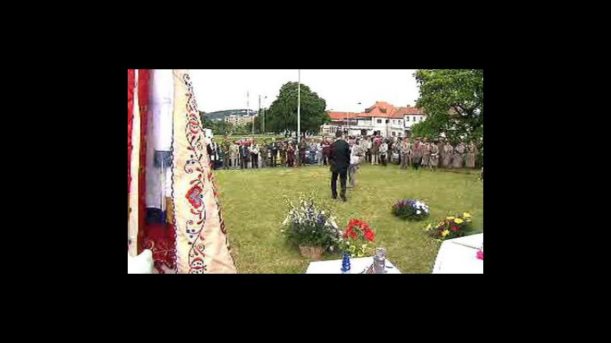 Video Reportáž Jitky Szászové