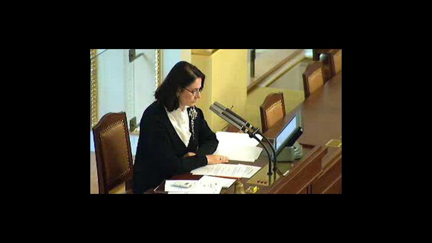 Video Reportáž Alice Schinabekové